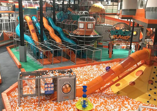Slide Carnival Indoor Playground3