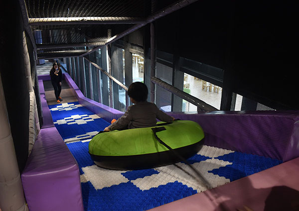 Donut Slide Indoor Playground3